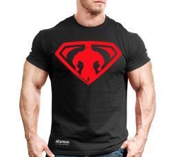 New Men's Monsta Clothing Fitness Gym T-shirt -  Classic