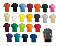NEW Men's SPORT TEK Dri-Fit Workout Running Short Sleeve T-S