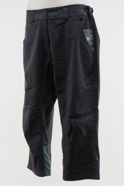 New! Club Ride Men's Zeal 3/4 Cycling Pants Size Large Gray