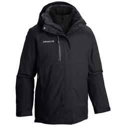 "New Mens Columbia ""Lhotse II"" 3in1 Interchange Omni-Heat/Tec"