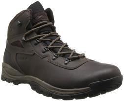 Columbia Men's Newton Ridge Plus Hiking Boot,Cordovan/Treasu