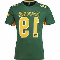 Majestic NFL MORO Polymesh Jersey Shirt - Green Bay Packers