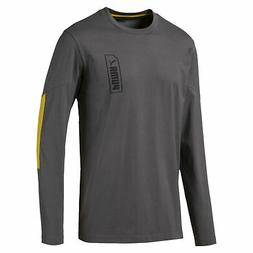 PUMA NU-TILITY Men's Long Sleeve Tee Men Tee Basics
