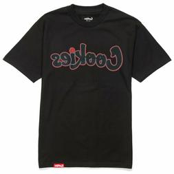 NWT Berner Cookies Clothing SF Hardwood Flava Tee - Black, R