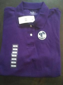 NWT MEN'S SUN RIVER CLOTHING CO. PERFORMANCE POLO SHIRT LARG