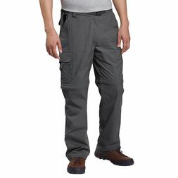 NWT BC Clothing Men's Convertible Stretch Cargo Hiking Pants