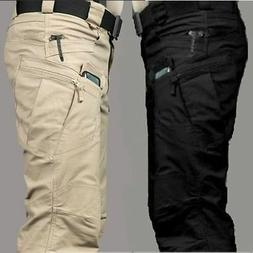 Outdoor Mens Military Urban Tactical Combat Trousers Casual