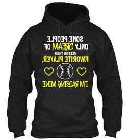Premium Baseball/softball Mom Apparel - Some People Gildan H