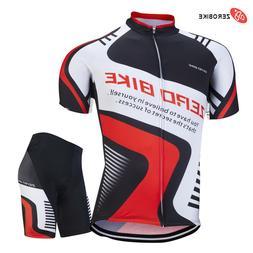 Pro Mens Bike Team Sports Wear Bike Cycling Jersey Shorts Su