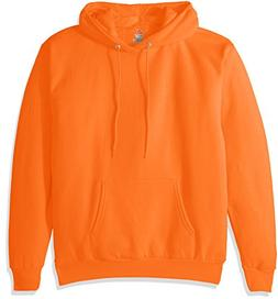 pullover ecosmart fleece hooded sweatshirt