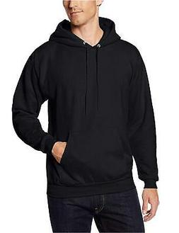 Hanes Men's Pullover EcoSmart Fleece Hoodie, Smoke Grey, Lar