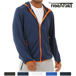 Quick Dry Hoodie Mens Fishing Hiking Skin Protective Hooded