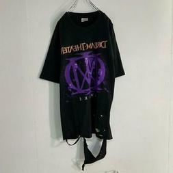 Rare Dream Theatre Vintage Damage T-Shirt Size Old Clothes M