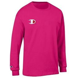 Champion Reverse Weave Men's  Long Sleeve T-Shirt
