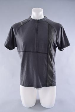 Club Ride Rialto Cycling Bike Jersey Men's Medium Dark Shado