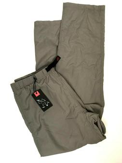 Gramicci Rocket Dry Original G Pants Mens XL 32 Belted 100%