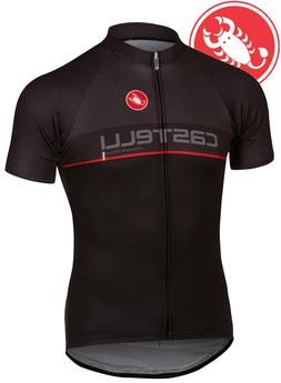Castelli Servizio Corsa Men's Team Cycling Jersey Size XS-3X