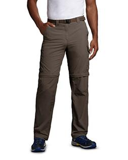 "Columbia Men's Silver Ridge Convertible Pants, 30"" x 30"", Ma"