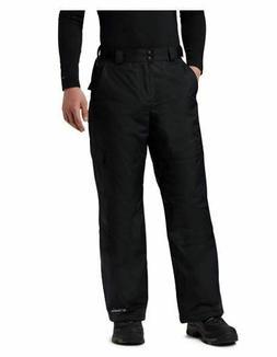 Columbia Men's Snow Gun Pant, Black, Large