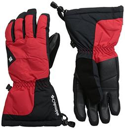 Columbia Sportswear Men's Tumalo Mountain Gloves, Bright Red