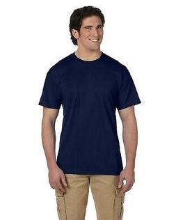 ss Gildan T-Shirt Tee Men's Short Sleeve 5.6 oz DryBlend 50/