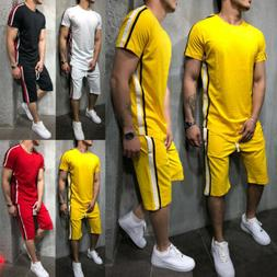 Striped 2019 Summer New <font><b>Men's</b></font> Shorts Cas