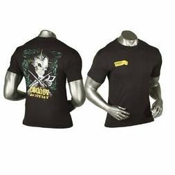 Voodoo Tactical T-Shirt Skull LG Black