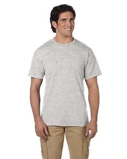 Gildan T-Shirt Tee Men's Short Sleeve 5.6 oz DryBlend 50/50