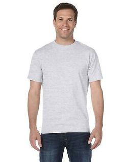 Hanes T-Shirt Tee Men's Short Sleeve 5.2 oz ComfortSoft Cott