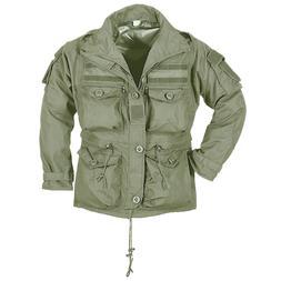 Voodoo Tactical Tac 1 Field Coat Olive Drab, OD