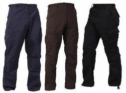 Tactical SWAT Cloth BDU Cargo Pants - Rothco Military & Secu
