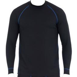 Thermal Shirt Top Russell Performance Crew Tech Grid Baselay