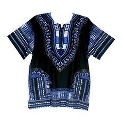 Vipada Handmade's Traditional Dashiki Shirt for men and wome