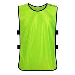 training vests adult child sports pinnies