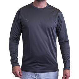 UPF 50+ Men's T-Shirt UV Sun Protection Outdoor Fishing Long