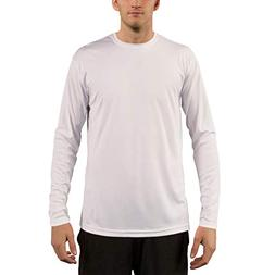 Vapor Apparel Men's UPF 50+ UV Sun Protection Performance Lo