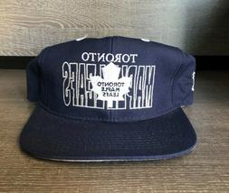 vintage toronto maple leafs 1 apparel hat