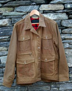 westlake shelter cloth waxed jacket style 10204