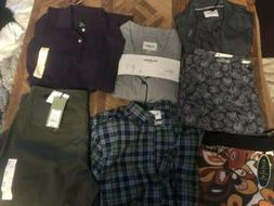 wholesale mens resale gift box brand clothing