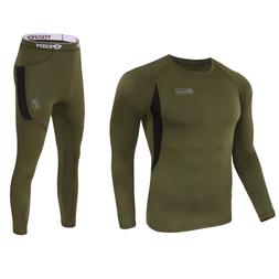 winter Top quality new thermal underwear <font><b>men</b></f
