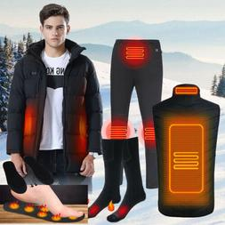 winter warmer electric heated vest jacket coat