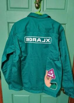 X-LARGE Clothing Team Jacket. Size Large. From Japan 2019 Br