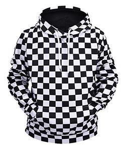 XiaoTianXin-men clothes XTX Men Casual Checkered Long Sleeve